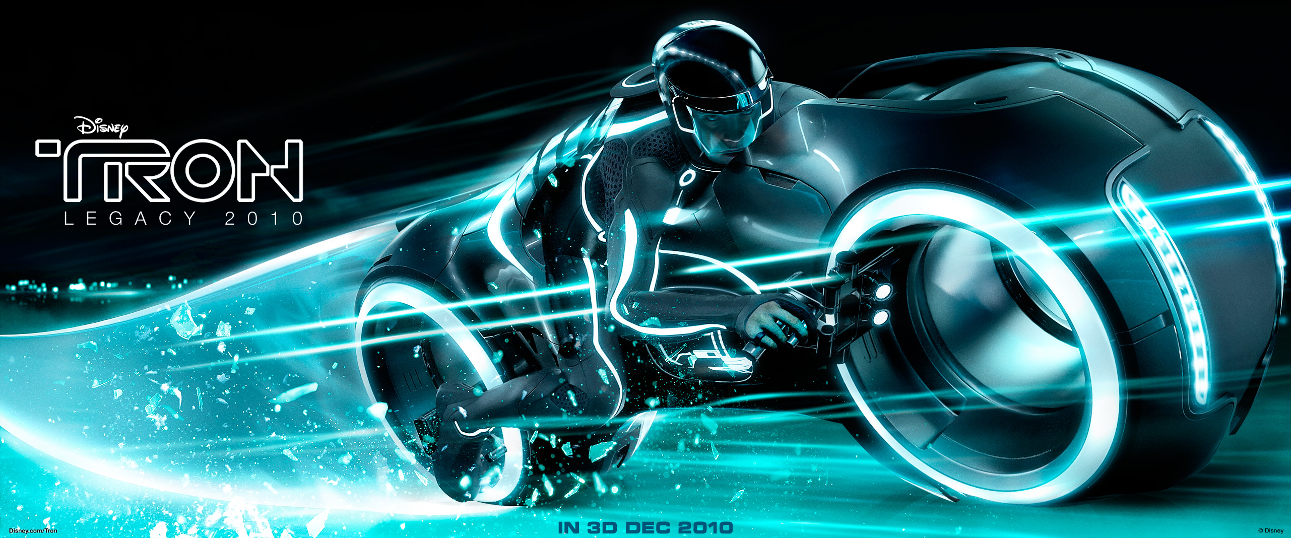 Heyu2026at ... & Lighting Inspiration: Tron Legacy | Lucept