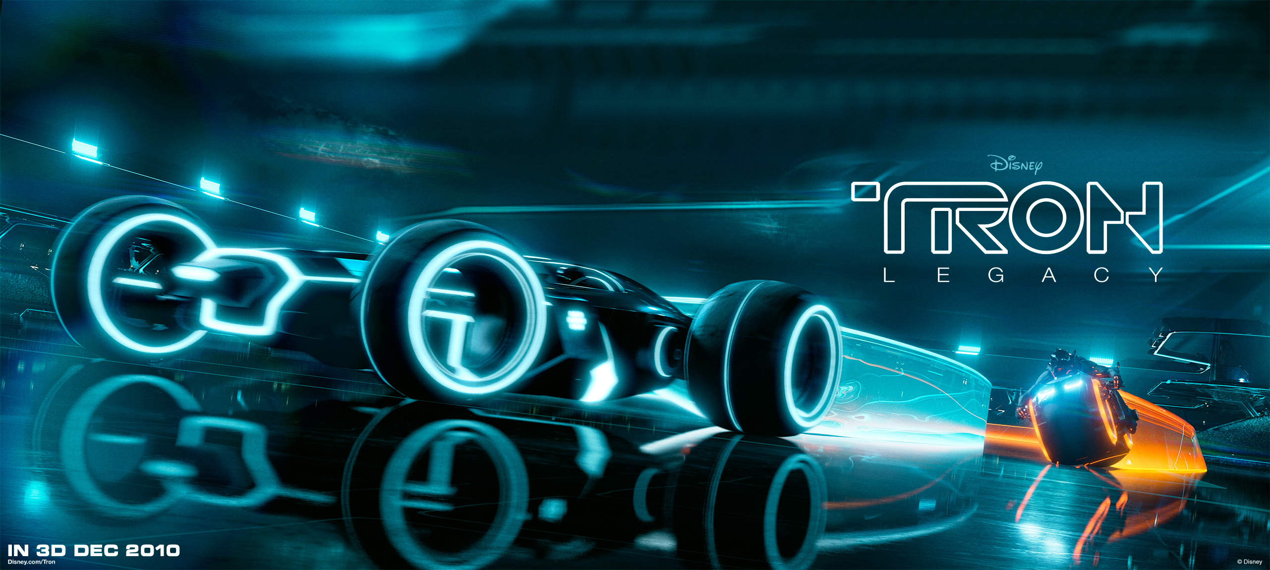 lighting inspiration: tron legacy | lucept