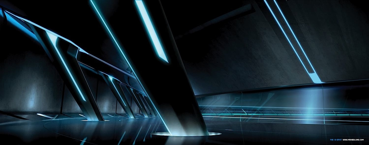 Tron Renderings Lucept