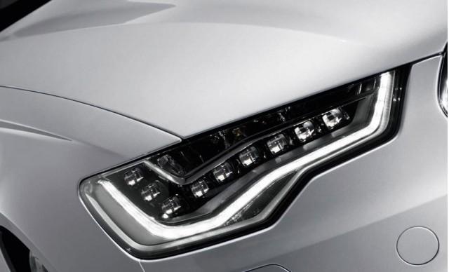 2012 Audi A6 Led Headlights Lucept