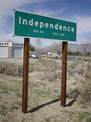 Independence_California