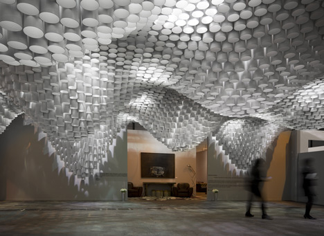 dezeen_Paper-Chandeliers-by-Cristina-Parreno-Architecture_1