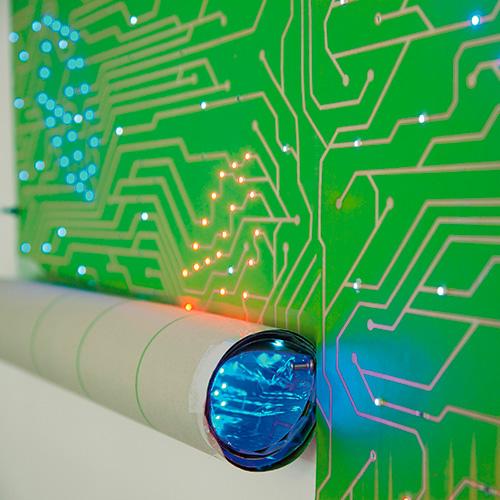 Ingo Maurer   Raumbild-LED-Wallpaper-407719-RU