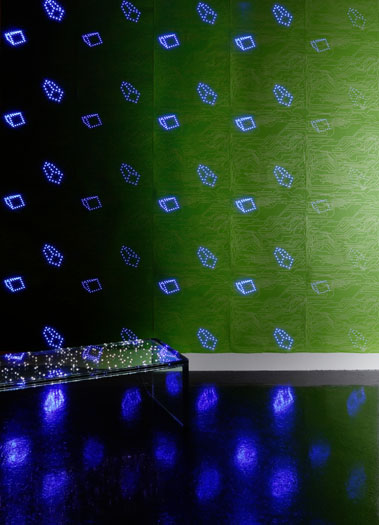 Ingo Maurer_LED_Wallpaper