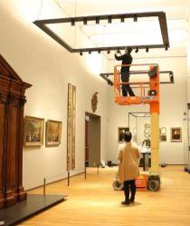Rijksmuseum - lift