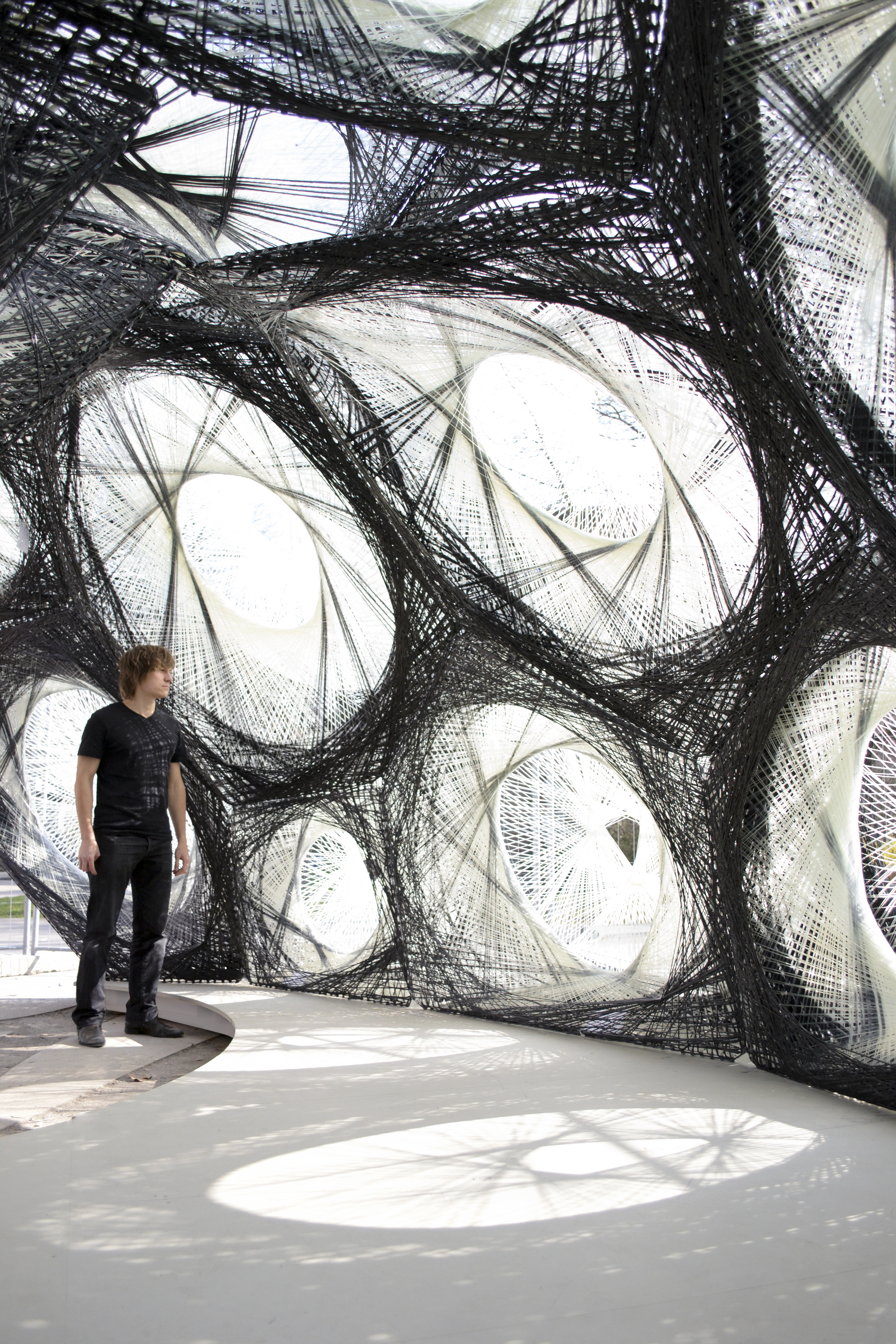 Rob Arch Robotic Fabrication In Art Architecture And Design Lucept