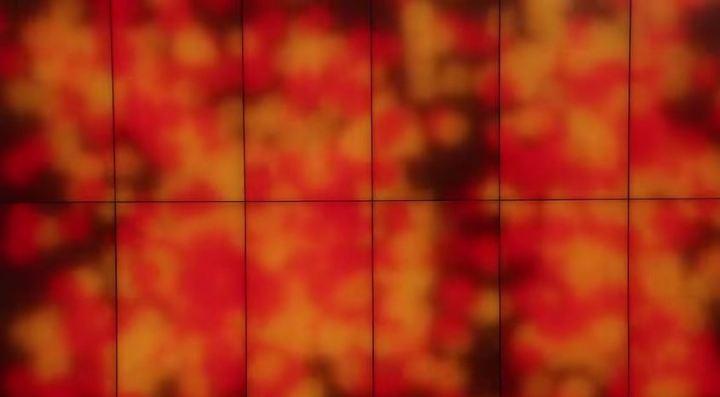 philips luminous textiles wind wall