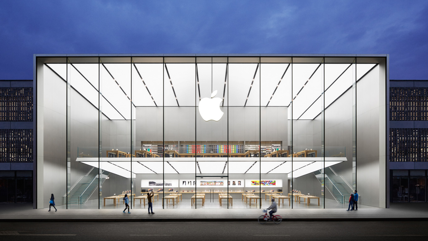 Apple Store Lucept