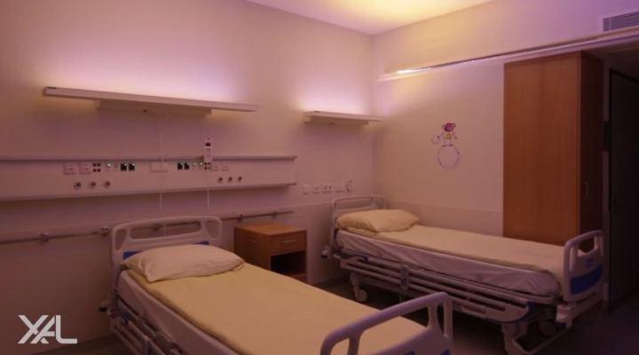 XAL Recover Hospital Room