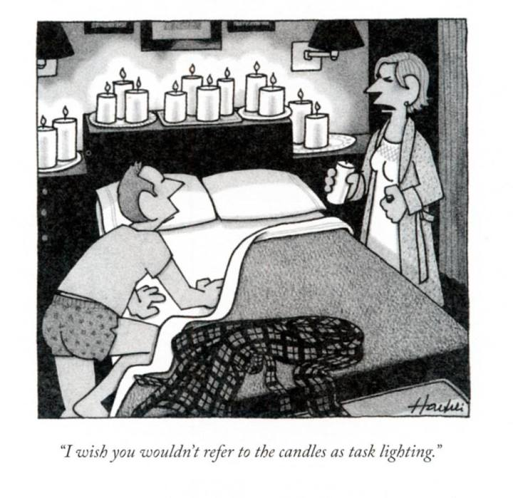 task lighting cartoon