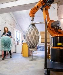 atelier robotiq robot