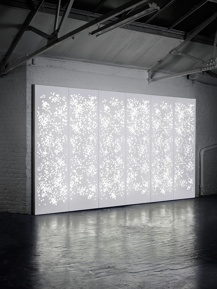 isomi light wall