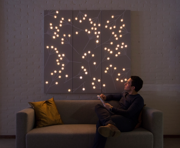 Philips Luminous Patterns - Round Sparkle - 07