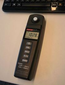 my office lux meter