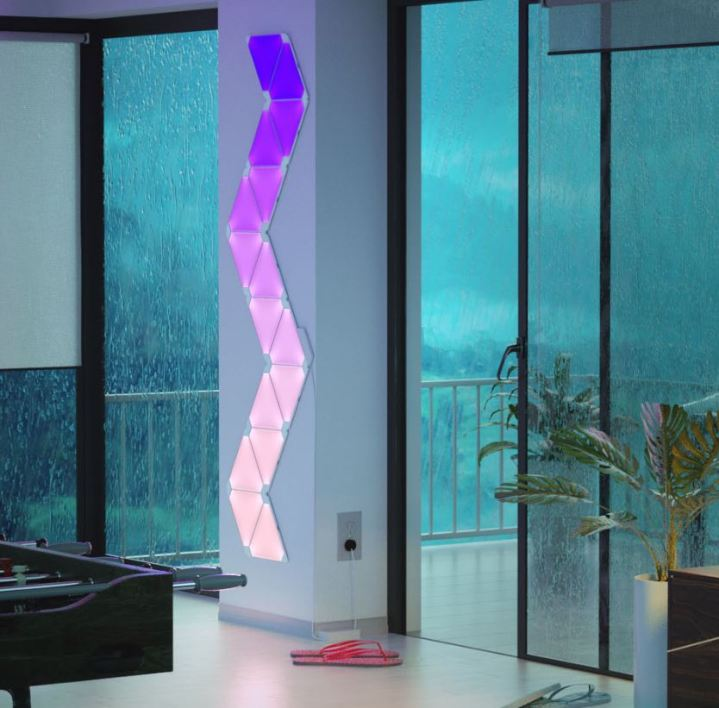 nanoleaf-aurora-vertical-wall