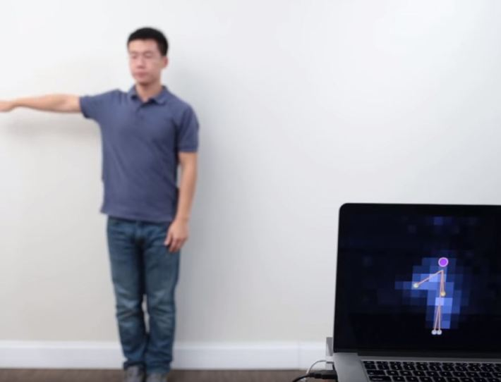 cmu disney interactive wall