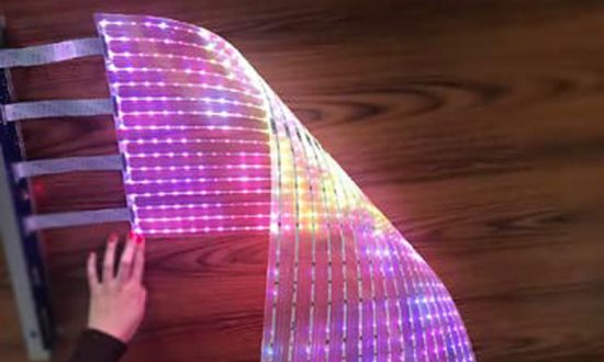 Glimm Flexible_transparent_LED_foil_news-550x330