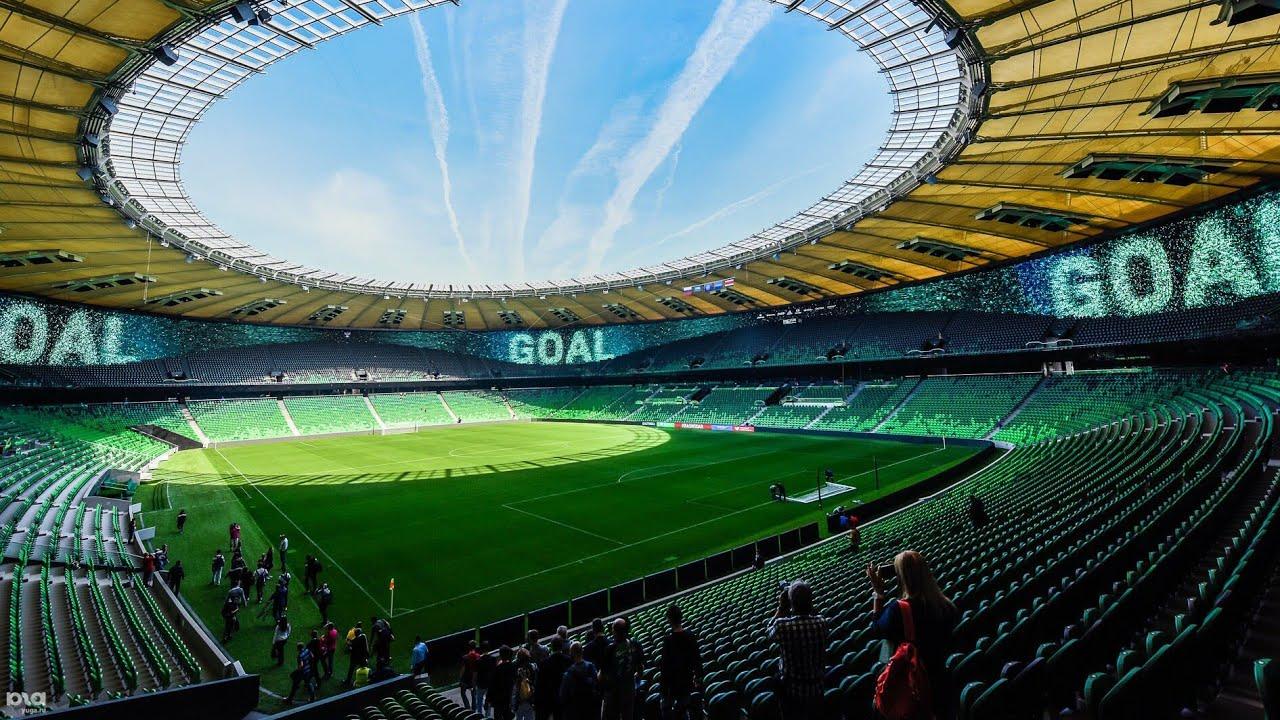 Krasnodar Stadium Led Display Lucept