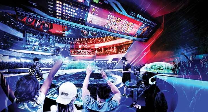 Populous - Esports-Premium-Seating