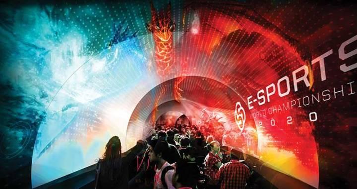 Populous - Esports-Stadium-Entrance-Tunnel